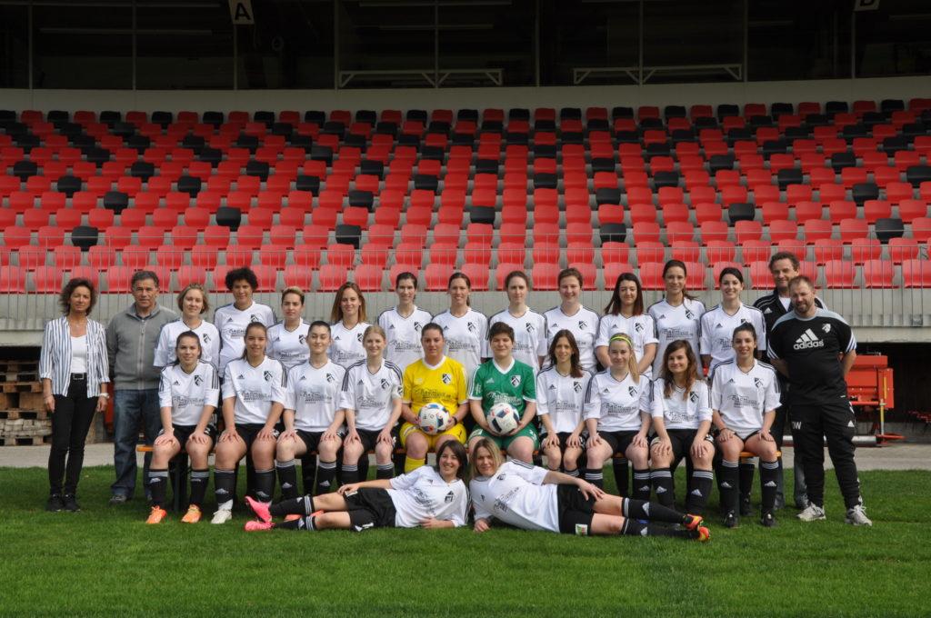 1. Mannschaft Frauen 2016/2017