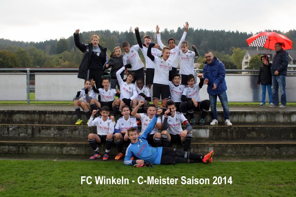 C-Meister Herbst-Saison 2014