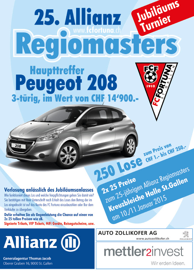 25. Allianz Regiomasters