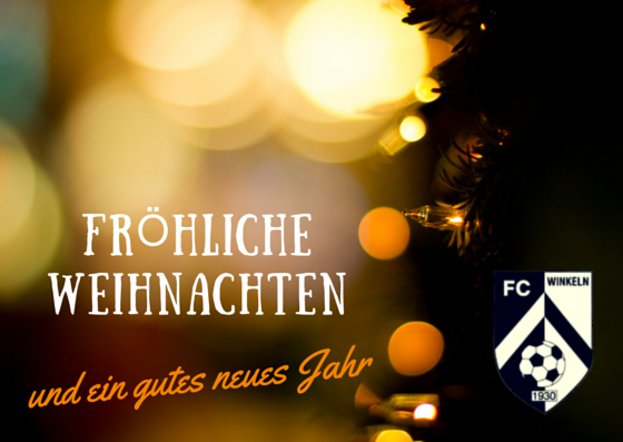 Frohe Festtage 2015