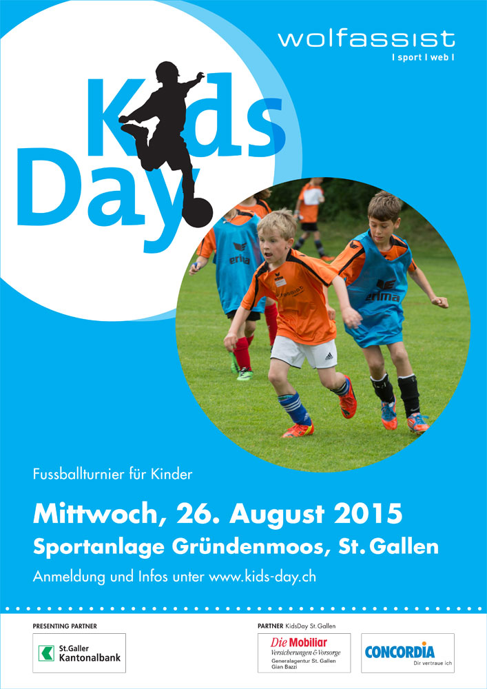 KidsDay 2015 St. Gallen