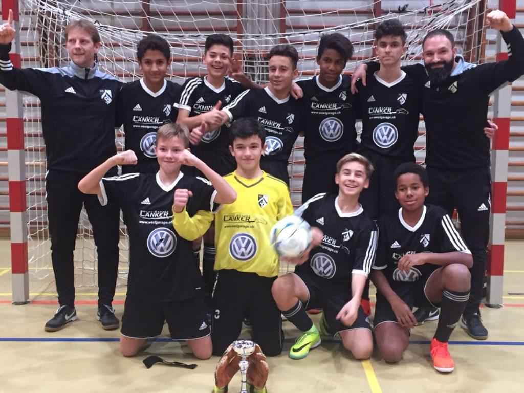 C-Junioren FC Winkeln