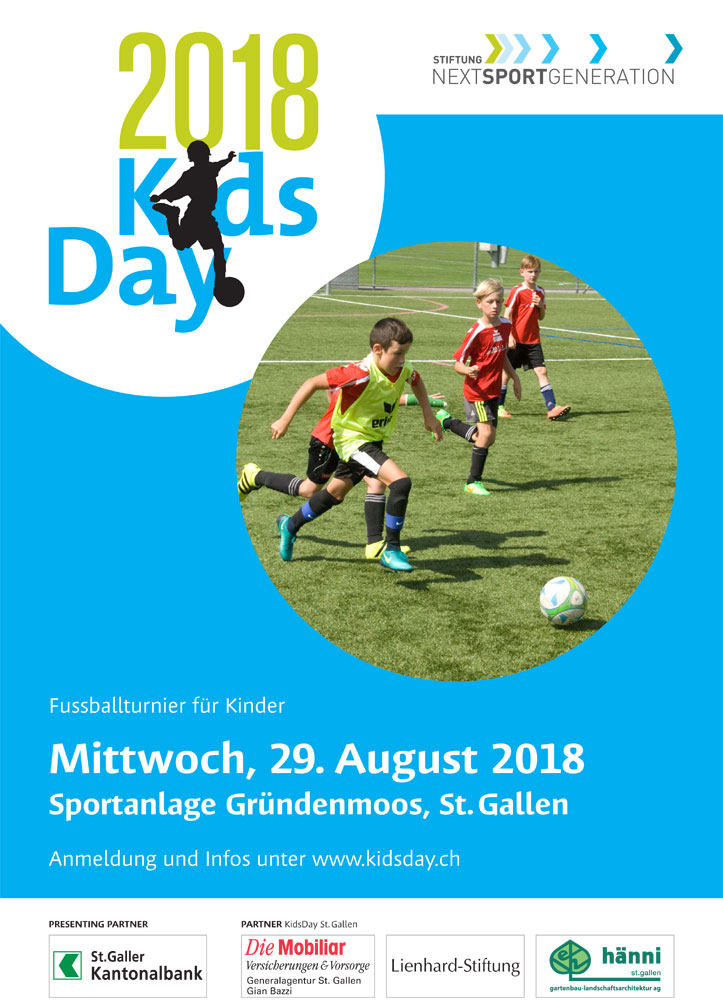 KidsDay 2018 in Gallen
