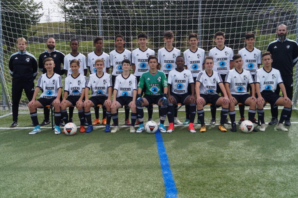 B-Junioren Saison 2018/2019