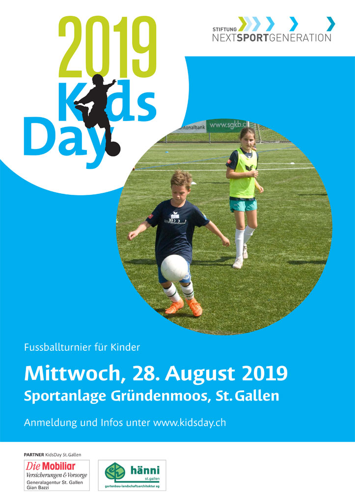 KidsDay 2019 in St. Gallen