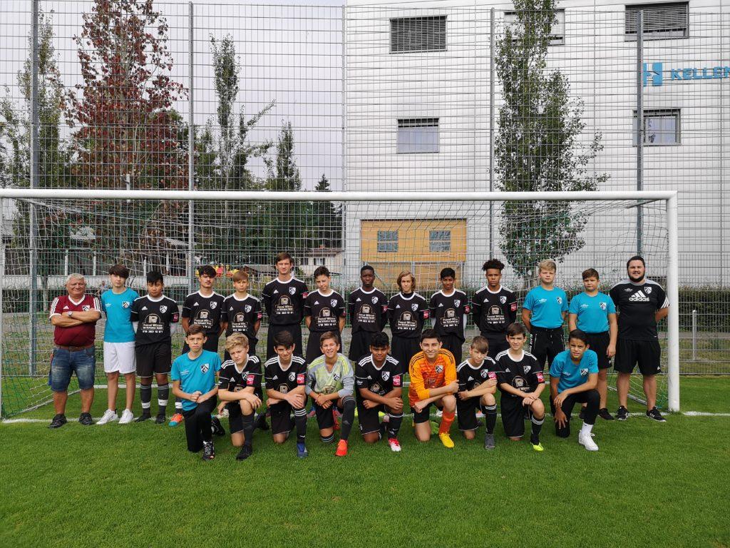 C-Junioren FC Winkeln 2019/2020