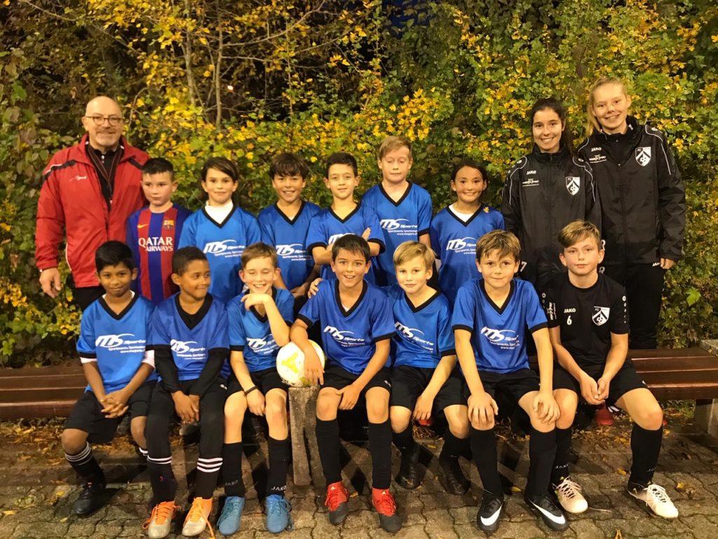 F-Junioren (1. Stärkeklasse) 2019/2020
