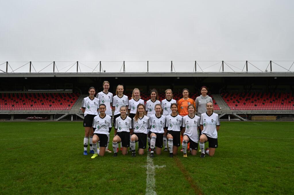 Juniorinnen FF-19 (Saison 2020/2021)