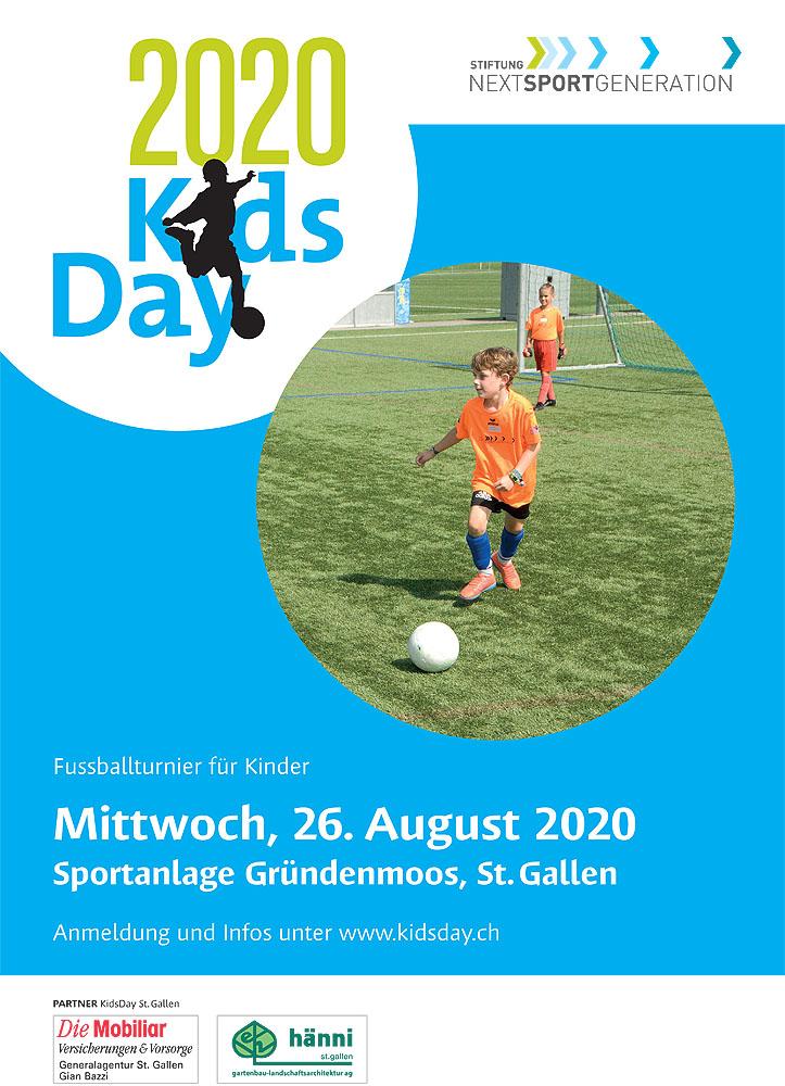 KidsDay St. Gallen, 26.08.2020